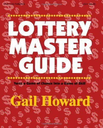 Lottery Master Guide by Howard, Gail