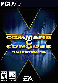 Command and Conquer the First Decade, Good Windows Video Games