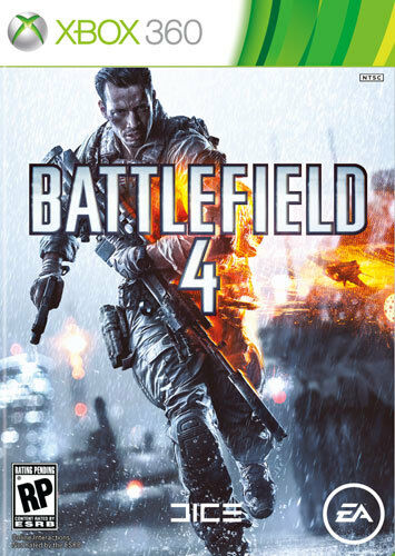Battlefield 4 - Xbox 360, Good Xbox 360, Xbox 360 Video Games
