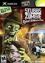 Stubbs The Zombie in Rebel Without a Pulse - Xbox, Good Xbox, Xbox Video Games