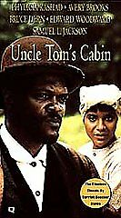 Uncle Tom's Cabin [VHS]