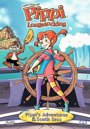 Pippi Longstocking: Adventures on the South Seas