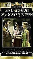 My Sister Eileen [VHS]