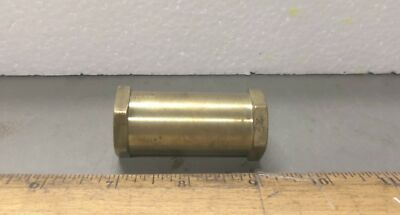 Brass 50 PSI Check Valve – P/N: M-115 (NOS)