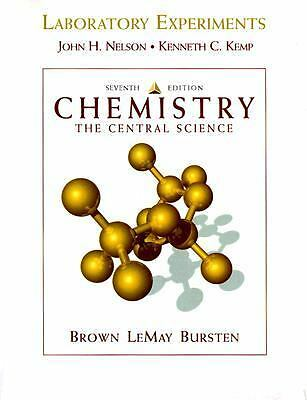 Chemistry: The Central Science : Laboratory Experiments, Bursten, Brown Lemay, K