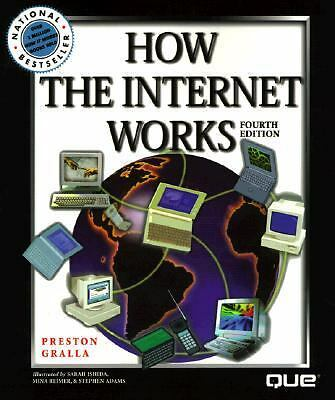 How the Internet Works, Gralla, Preston, Good Book