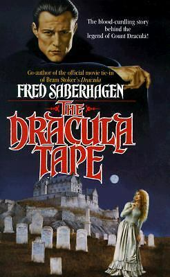 The Dracula Tape, Fred Saberhagen, Acceptable Book