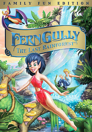 FernGully: The Last Rainforest (Family Fun Edition)