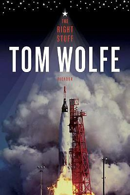 The Right Stuff, Tom Wolfe, Good Book