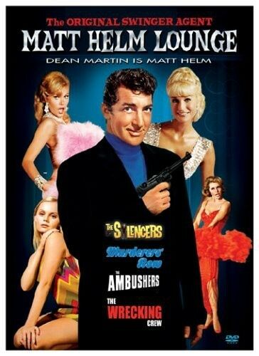 Matt Helm Lounge: The Silencers / Murderers Row / The Ambushers / The Wrecking C