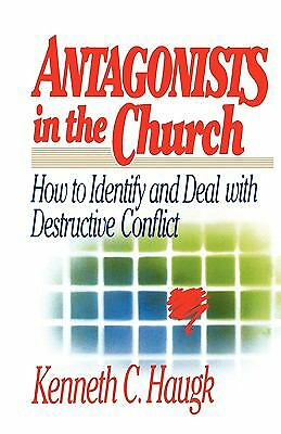 Antagonists in the Church, Kenneth Haugk, Good Book