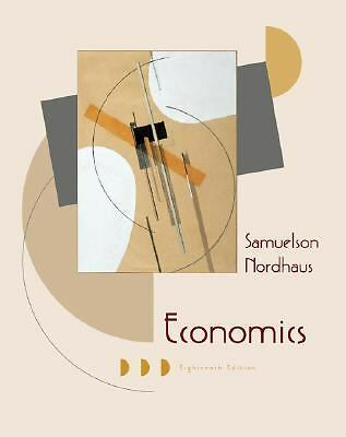 Economics, Nordhaus,William, Samuelson,Paul, Good Book