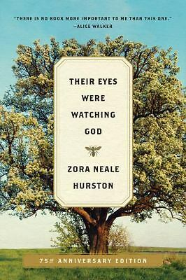 Their Eyes Were Watching God, Zora Neale Hurston, Good Book