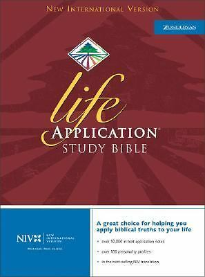 NIV Life Application Study Bible, , Good Book