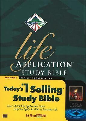 Life Application Study Bible, New Living Translation, , Good Book