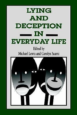 Lying and Deception in Everyday Life, , Good Book