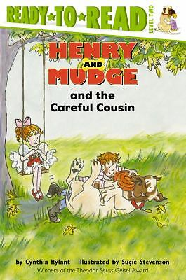 Henry And Mudge And The Careful Cousin: Ready-To-Read Level 2, Rylant, Cynthia,