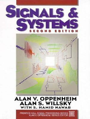 Signals and Systems (2nd Edition), Hamid, with S., Willsky, Alan S., Oppenheim,