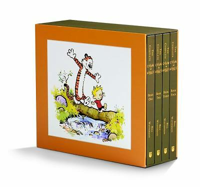 The Complete Calvin and Hobbes [BOX SET], Bill Watterson, Good Book