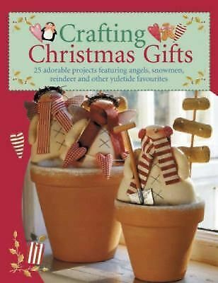 Crafting Christmas Gifts, Finnanger, Tone, Good Book