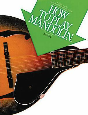 How to Play Mandolin, Jack Tottle, Good Book