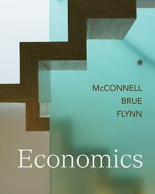 Economics (McGraw-Hill Economics), Campbell McConnell, Stanley Brue, Sean Flynn,