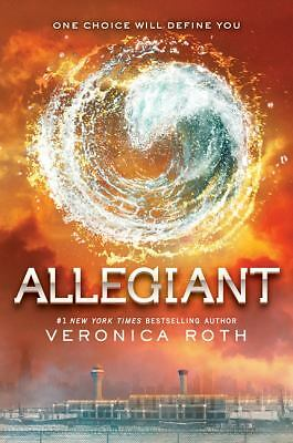 Allegiant (Divergent Series), Roth, Veronica, Good Book