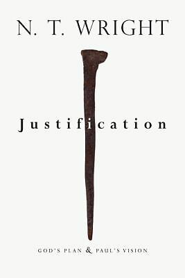 Justification: God's Plan & Paul's Vision, Wright, N. T., Good Book