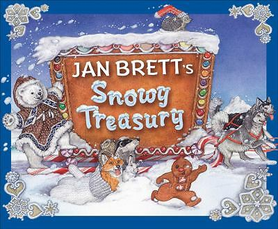 Jan Brett's Snowy Treasury, Jan Brett, Good Book