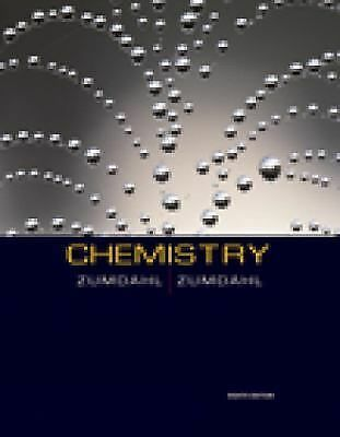 Complete Solutions Manual For Zumdahl's Chemistry 8TH Edition, Susan Arena Zumda