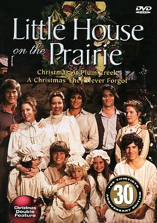Little House on the Prairie: Christmas at Plum Creek / A Christmas They Never Fo