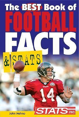 The Best Book of Football Facts and Stats (Best Book of Football Facts & STATS),