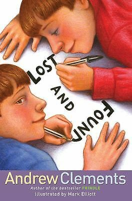 Lost and Found, Clements, Andrew, Acceptable Book