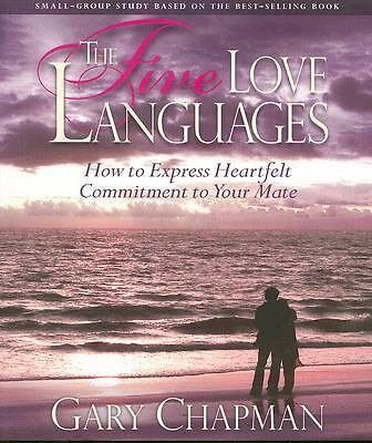 Five Love Languages, Small Group Study Edition, Dr. Gary Chapman, Good Book