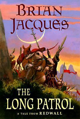 The Long Patrol (Redwall, Book 10), Jacques, Brian, Acceptable Book