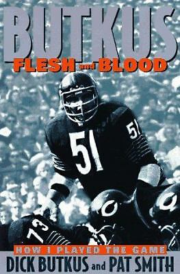 Butkus: Flesh and Blood, Dick Butkus, Good Book