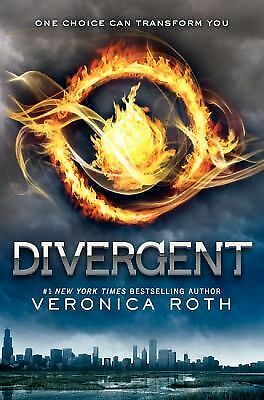 Divergent Bk. 1 by Veronica Roth (2011, Hardcover)
