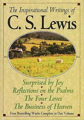 The Inspirational Writings of C.S. Lewis, Lewis, C. S., Good Book