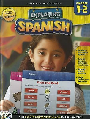 Spanish, Grades 1 - 2 (Exploring), , Good Book