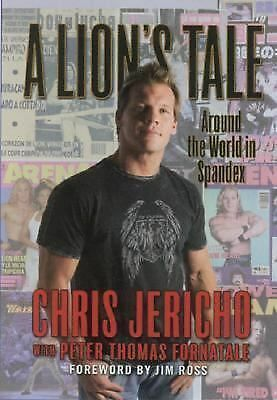 A Lion's Tale: Around the World in Spandex, Chris Jericho, Good Book