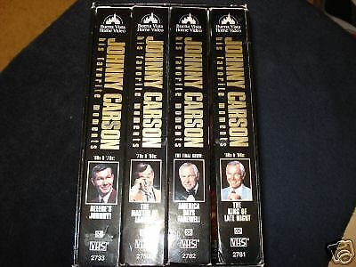 The Johnny Carson Collection - The Tonight Show [VHS]