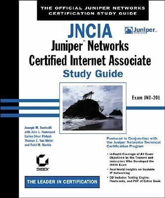 JNCIA: Juniper Networks Certified Internet Associate Study Guide, Warble, Todd M
