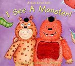 I See a Monster! (Touch & Feel), Young, Laurie, Good Book