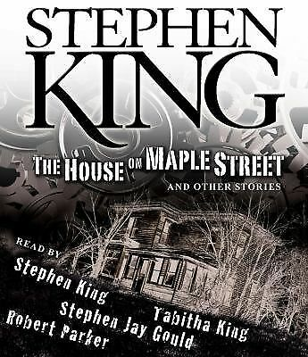 The House on Maple Street: And Other Stories, King, Stephen, Good Book