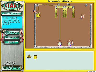 Return of the Incredible Machine: Contraptions (PC) New!!   XP