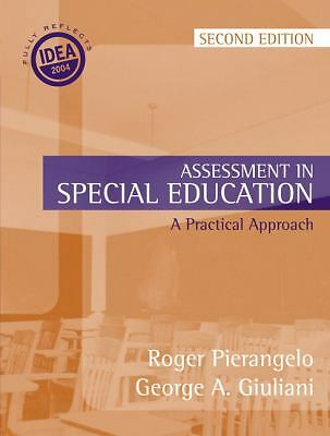 Assessment in Special Education (2nd Edition)