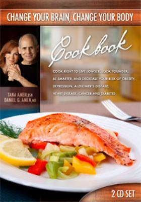 Change Your Brain, Change Your Body Cookbook (2 CD Set)