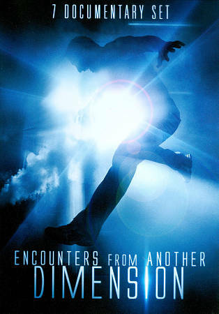 Encounters From Another Dimension(3 DVD set,2011) NEW!! Sealed!!