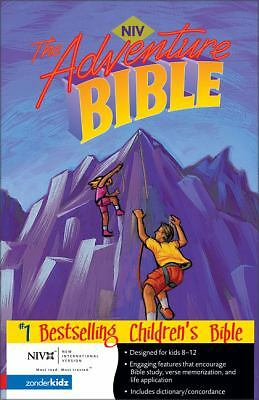 The Adventure Bible, NIV by Zondervan Publishing Staff and Lawrence O. Richar...