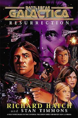 Resurrection (Battlestar Galactica), Richard Hatch, Good Book